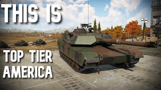 This is top tier America - War Thunder