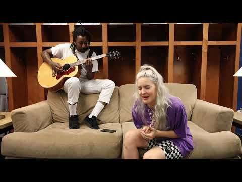 Anne-Marie Sings Don't Leave Me Alone (Acoustic) - David Guetta