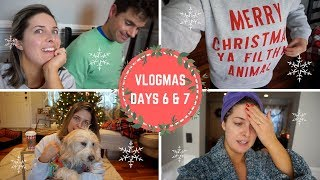 Vlogmas Days 6 & 7: Target Haul & A Cozy Night In