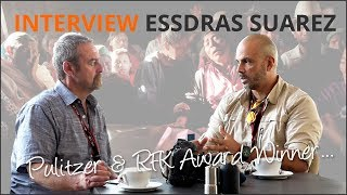Essdras Suarez Interview