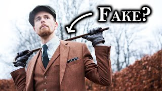 Faking Vintage Style Menswear - Make Modern Look Old-Fashioned