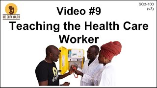 9  v3 Solar Suitcase – Teaching the Health Care Worker