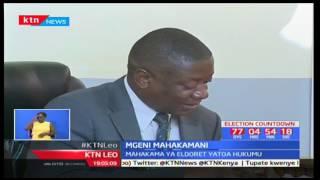 Mahakama Eldoret imemfunga raia mmoja wa kigeni kwa madai ya kuwaibia watu kwa kutumia kadi maalum