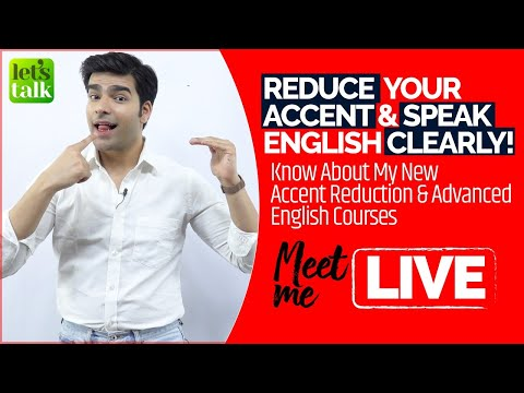 Learn English Online With Hridhaan - Accent Reduction & Advanced English Courses