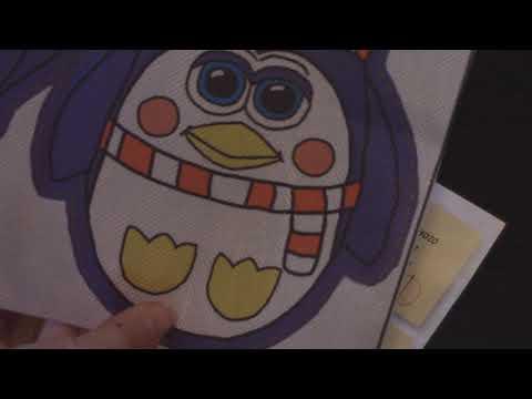 Обзор и распаковка\Фикс прайс\Товары для рукоделия\Обзор набора шьем пингвина.