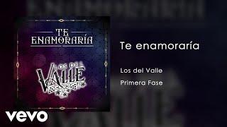 Los Del Valle   Te Enamoraría (Audio)