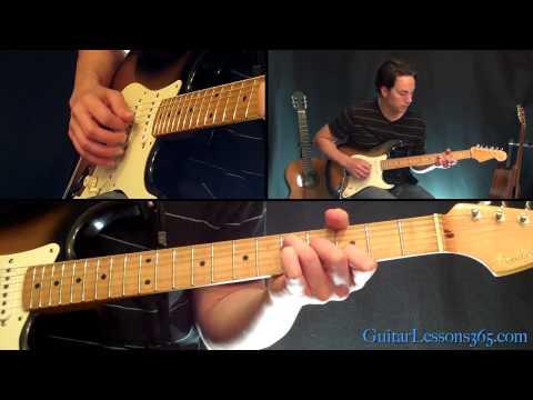 Wonderful Tonight Guitar Lesson - Eric Clapton