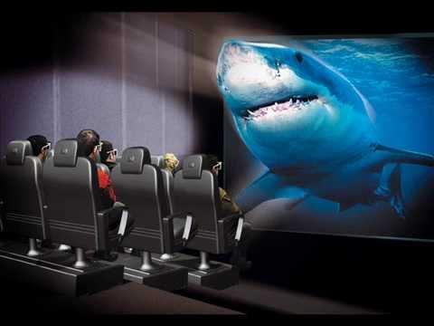 Cine móvil 6 dimensiones, alquiler, eventos