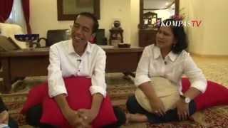 Jokowi Dan Iriana Berbagi Cerita - Kompas Petang 27 Juli 2014