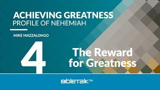 The Reward for Greatness