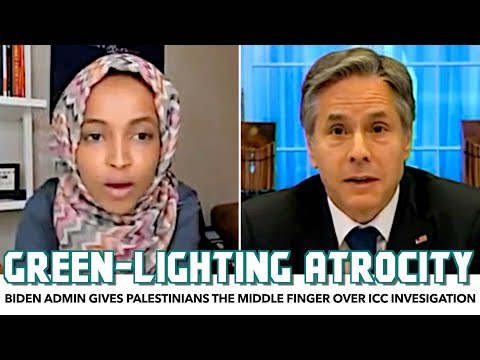 Biden Admin Gives Palestinians The Middle Finger During Ilhan Omar Questioning