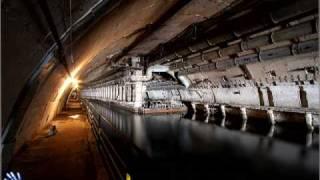 Подземная база в Балаклаве