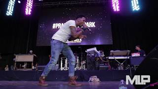 Deitrick Haddon LIVE AT Praise In The Park 2017