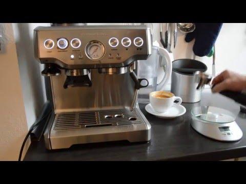 Unterschied zwischen einfachem und doppeltem Espresso