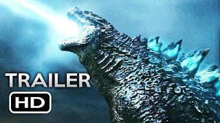 GODZILLA 2 Official Trailer 2 (2019) King of the Monsters Millie Bobby Brown Sci Fi Movie HD