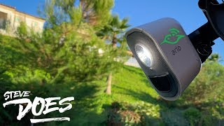 Arlo Security Light Review - BETTER than i expected