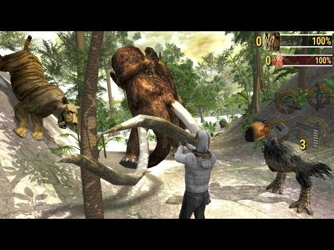 Ice Age Hunter Evolution (by JurassicApps) Android Gameplay [HD]