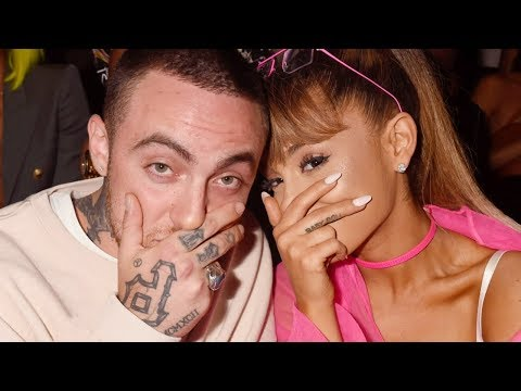 Ariana Grande Kicks Off Sweetener Tour With Touching Mac Miller Tribute - Entertainment Tonight