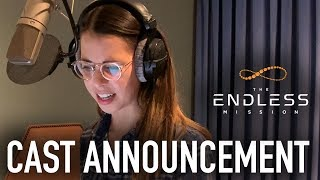 The Endless Mission all-female cast  announcement!