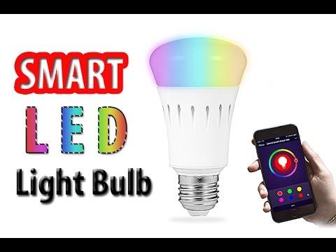LOHAS Smart LED Light Bulb Review!