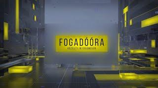 TV Budakalász / Fogadóóra / 2019.09.26.