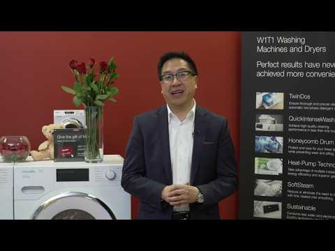 Caring For Your Delicate Fabrics with Miele W1 Laundry