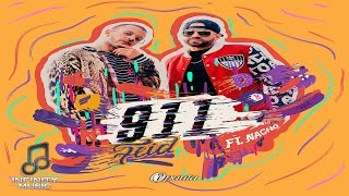 Feid Ft. Nacho - 911 (Official Audio)
