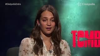 """""""Descubre a la actriz que le dio vida al personaje de LARA CROFT en la Película Tomb Raider&quo"""