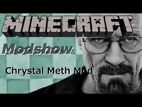 Minecraft Mods - Crystal Meth Mod *Breaking Bad in Minecraft* [Deutsch][HD]