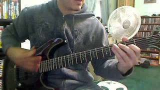 Chevelle - Prima Donna (Guitar Cover)
