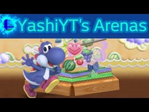 Sub Goal-235.  YashiYT Battle Arenas