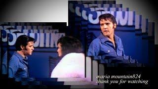 Elvis Presley -  It Hurts Me  (spliced take) 1968 [ CC]