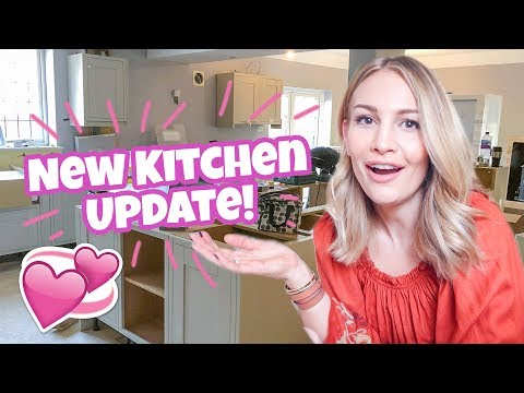 NEW KITCHEN UPDATE! Home Renovation