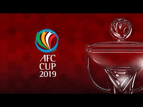 AFC Cup 2019 Knockout Stage Draw - Highlights