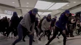 Flash Mob Event to Celebrate 2018 PyeongChang Olympics