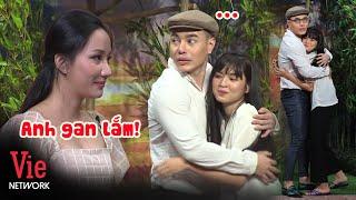 Quỳnh Quỳnh mang bụng bầu BẮT TẠI TRẬN Khánh Vân, Lê Dương Bảo Lâm ôm nhau tình tứ | Ơn giời Mùa 7