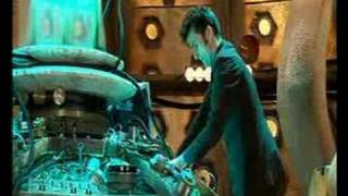 Doctor Who Utopia Clip