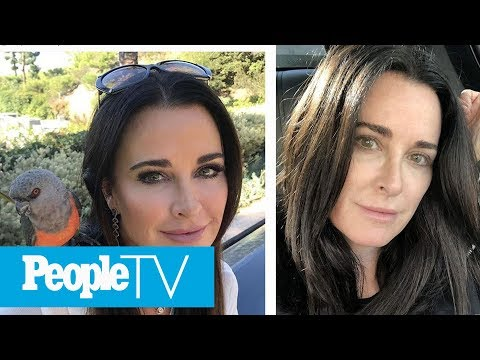 'The Real Housewives Of Beverly Hills' Go Makeup-Free For PEOPLE's Beautiful Issue | PeopleTV