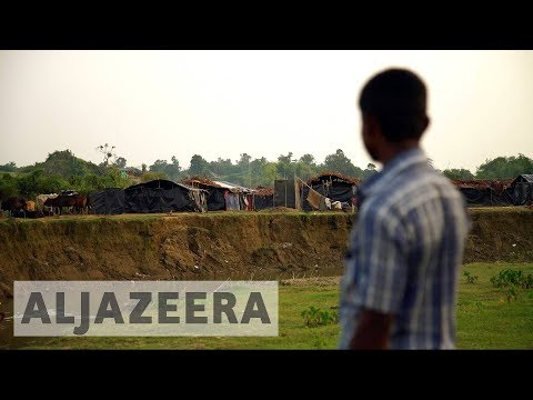 Landmines kill Bangladeshis near Myanmar as Rohingya crisis escalates