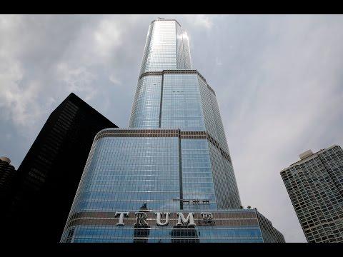Chicago Trump Tower İnşaat Aşamaları