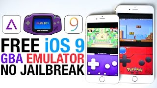 How to get gameboy on iphone ios 9