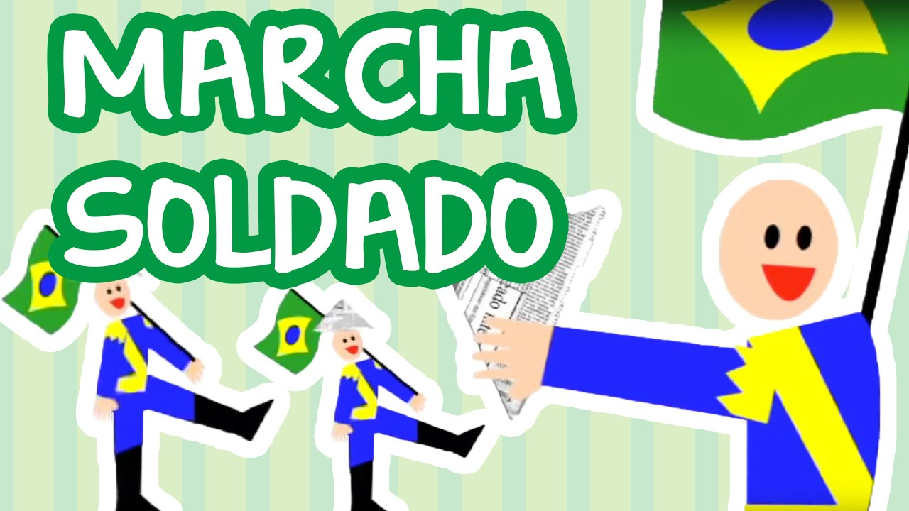 MARCHA SOLDADO | BEBÊ MAIS MÚSICA