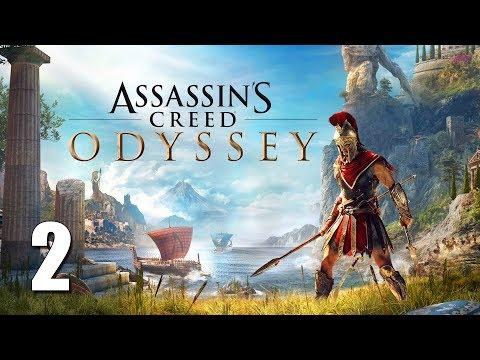 Assassins Creed: Odyssey - Díl 2 - Hraní na Bohy