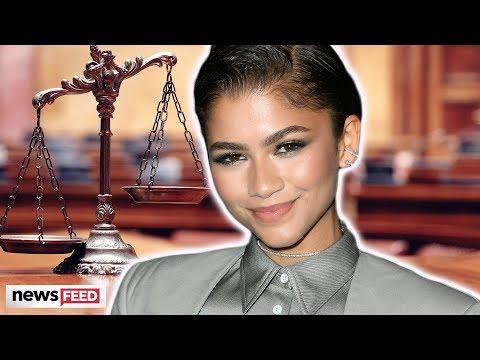 Is Zendaya Going to Law School?!?