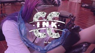 Tatuajes Estilo Blackwork Y Lineas Continuas | CC INK