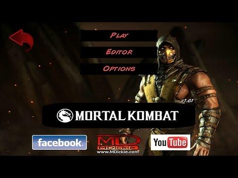 Mortal Kombat X Ray Vision Of Wrestling Revolution 3d Moves