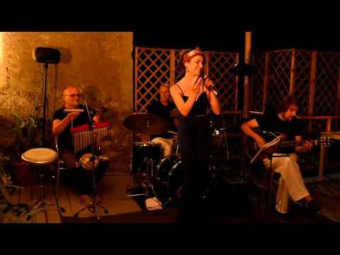 CANTINA ACUSTICA Elevate trio bossa Napoli musiqua.it