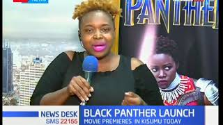 Lupita Nyong'o fails to attend the premier of Black Panther in Kisumu