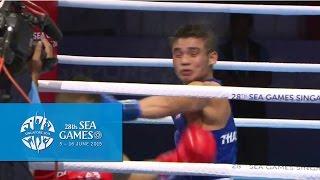 Boxing (Day 5) Men