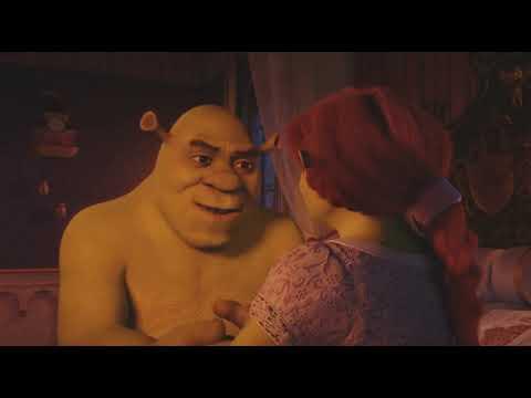 Shrek 3 - frog king dying
